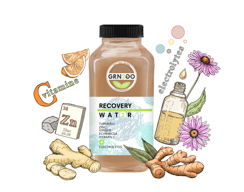 RECOVERY WATER