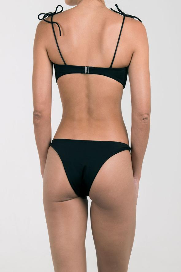 palm swimwear mia bottoms black