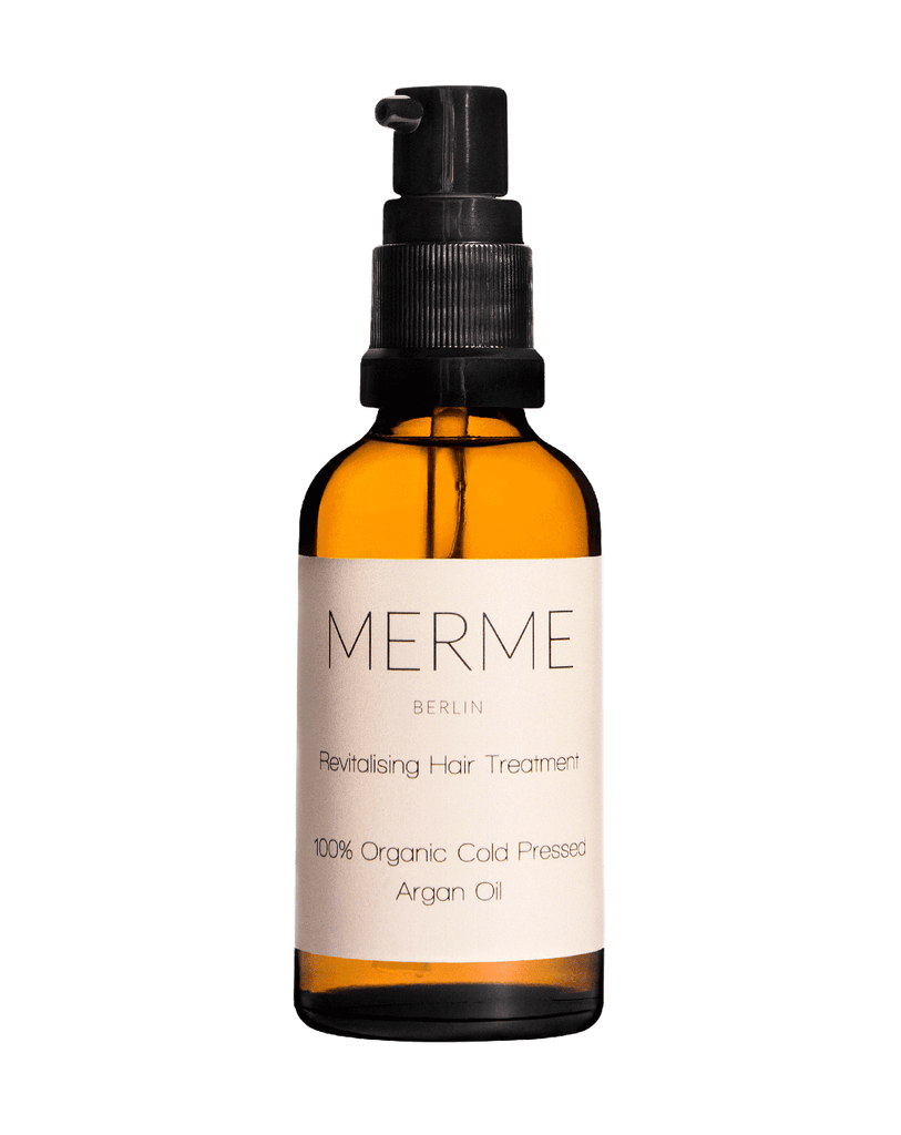merme berlin Revitalising Hair Treatment - Cold Pressed Argan Oil