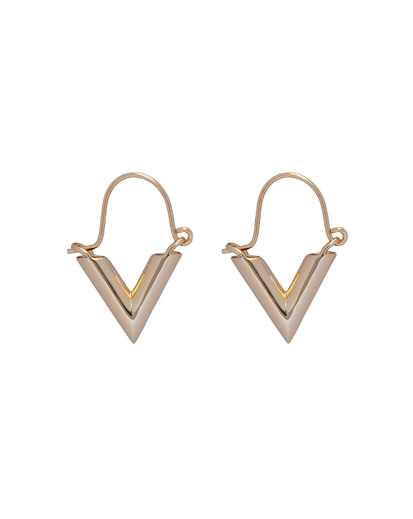 STELLA Earrings | 14K Gold Plated