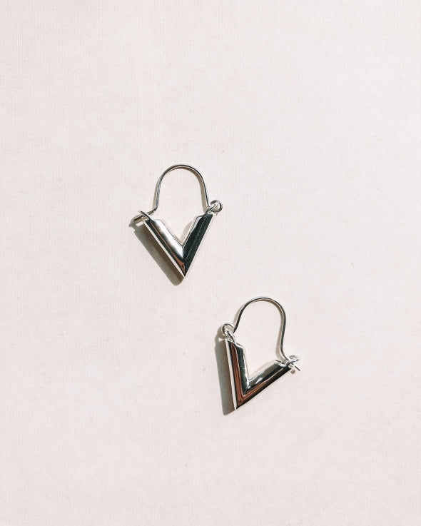 STELLA Earrings | Sterling Silver