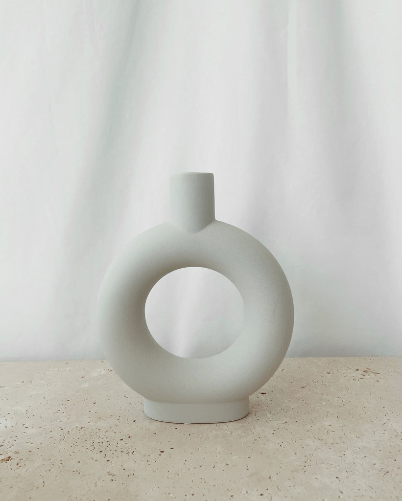 THE ROUND VASE | Made To Order