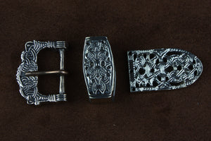 Gokstad Belt Set in Bronze