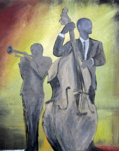 """All That Jazz"" v1 / Print by Thomas Andrew - Thomasandrewartwork"
