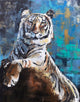 """We are Ready"" (Power Animal series) - Signed print by Thomas Andrew - Thomasandrewartwork"