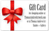 Art Gift Card by Artist Thomas Andrew