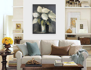 """Hydrangeas Design 02"" print by Thomas Andrew - ThomasAndrewArtwork"