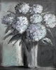 """Hydrangeas Design 03"" Rustic / Giclee canvas print by Thomas Andrew"