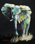 """Into the Wild"" (Elephant series) - Signed print by Thomas Andrew"