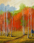 """Naked Trees #10"" Giclee canvas print by Thomas Andrew"