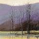 """Purple Mountain Majesty"" print by Thomas Andrew - ThomasAndrewArtwork"