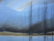 """Reflections in Blue"" V1 / Giclee canvas print by Thomas Andrew - ThomasAndrewArtwork"