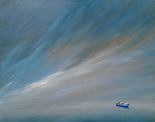 "Load image into Gallery viewer, ""Serenity on the Water #2"" Giclee canvas print by Thomas Andrew"