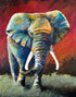 """The Path to Glory"" (Elephant series) - Signed print by Thomas Andrew"
