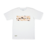 'Simple Happiness' Banner Tee