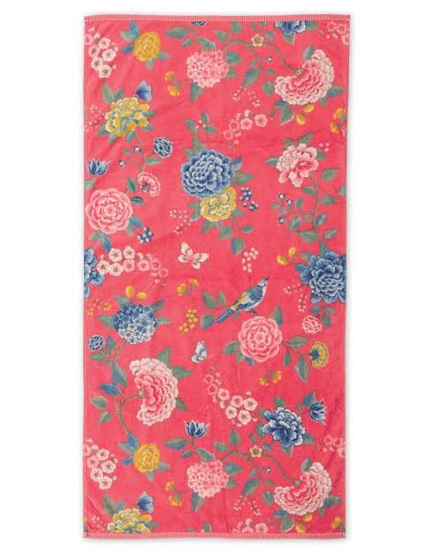 PIP Studio - Good Evening Cotton Towel - Coral