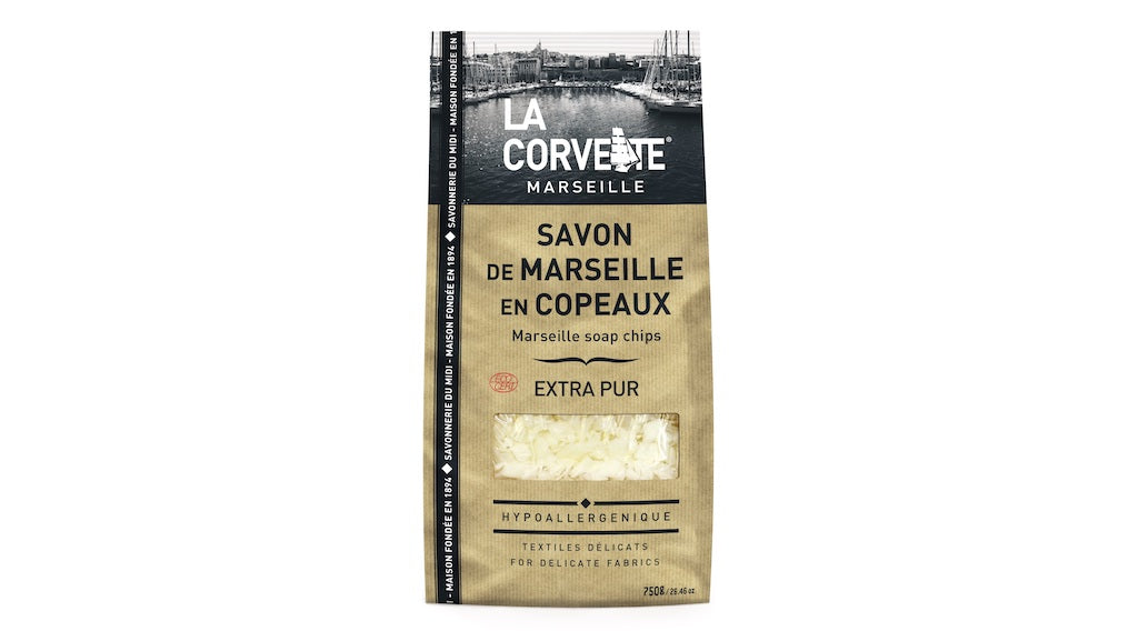 La Corvette Marseille - Extra Pure Marseille Soap Shavings 750g