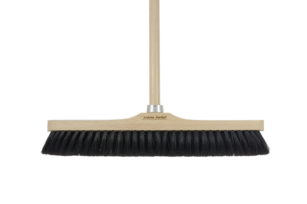 Andree Jardin - Traditional Black Horsehair Broom Head 43cm