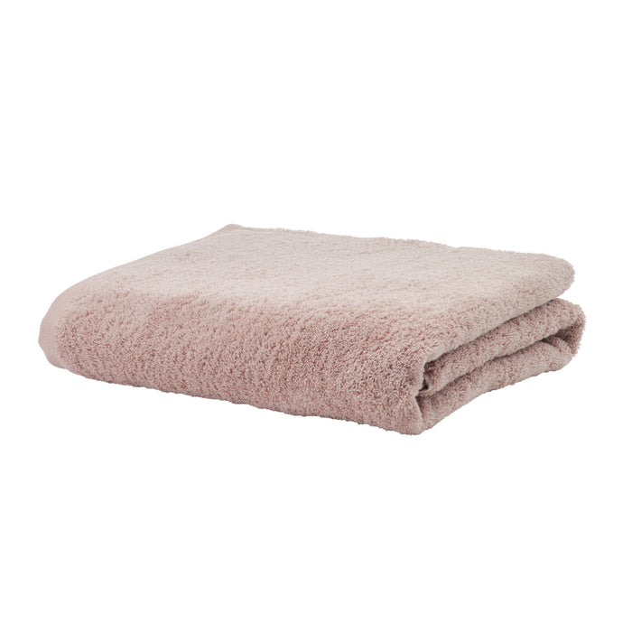 Aquanova - LONDON Egyptian Combed Cotton Bath Sheet Dusty Pink
