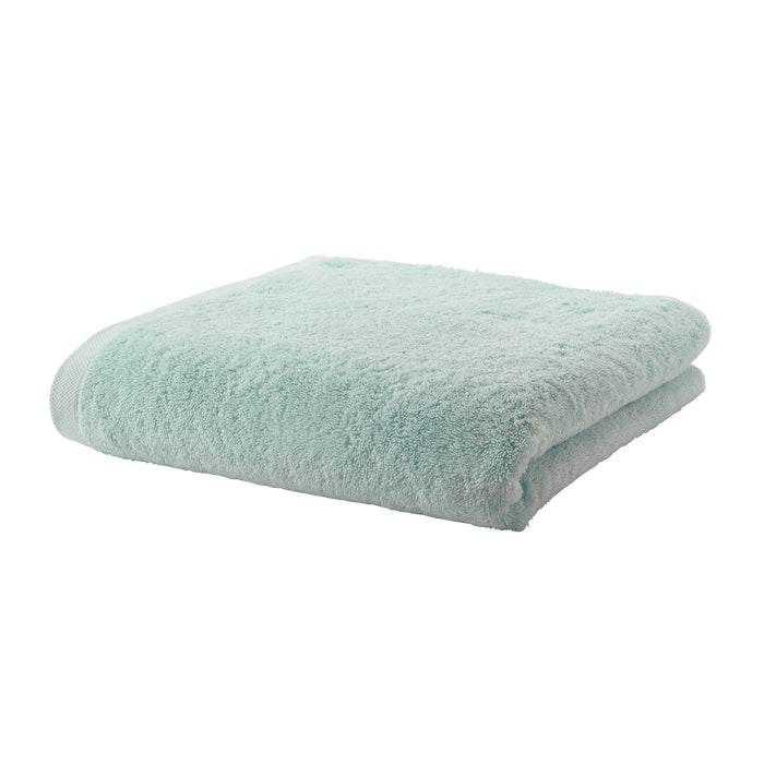 Aquanova - LONDON Egyptian Combed Cotton Bath Towel Mist Green