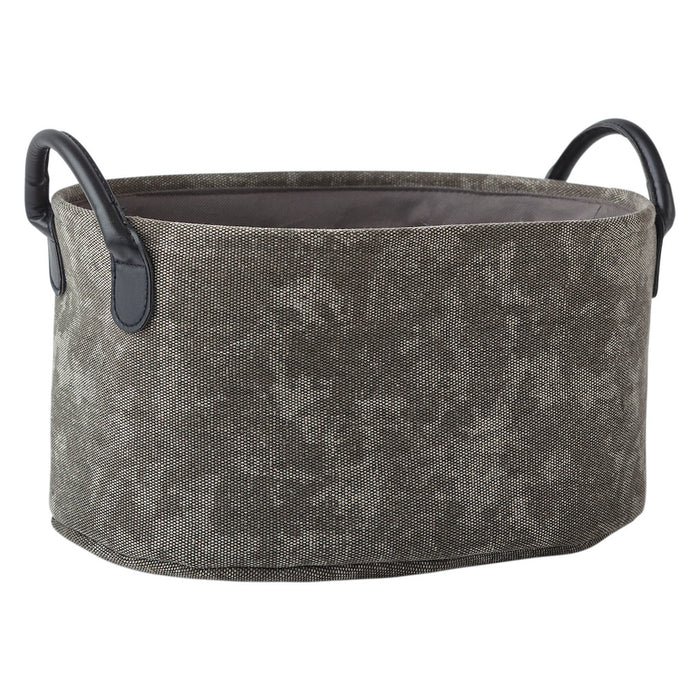Aquanova - OLAV Storage Basket - Silver Grey