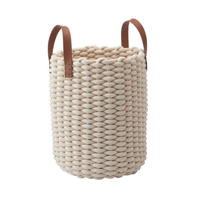 Aquanova - Rudon Beige Storage Basket