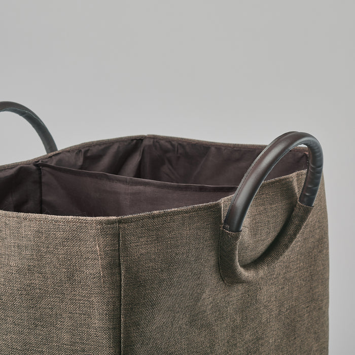 Aquanova - JADA Laundry Basket - Brown