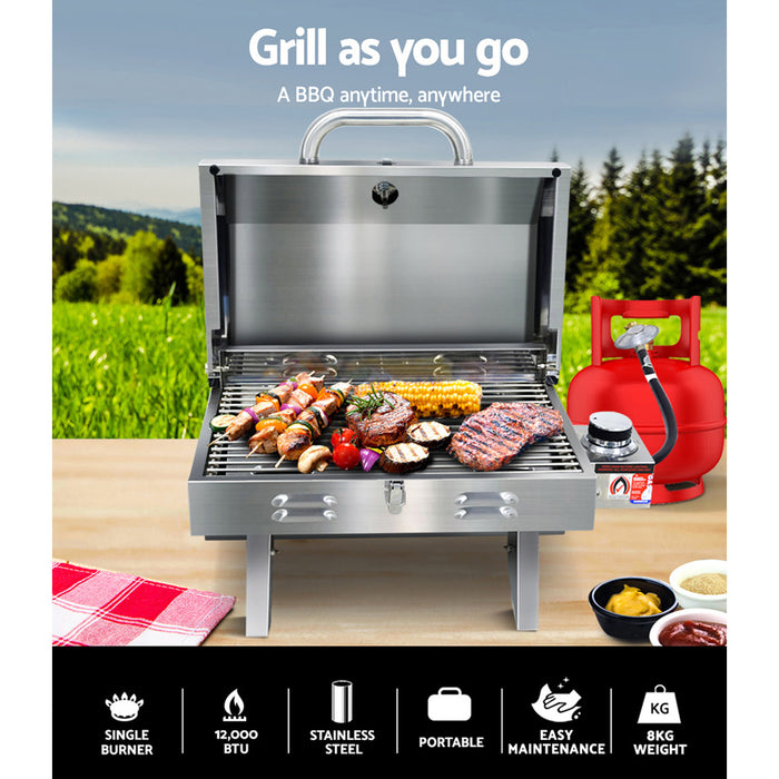 Portable Gas BBQ - Grill Heater