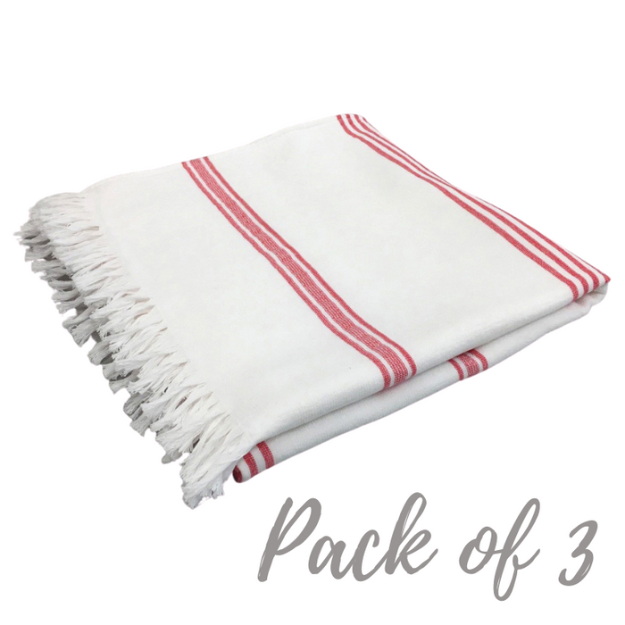 Cotton Terry Turkish Towels