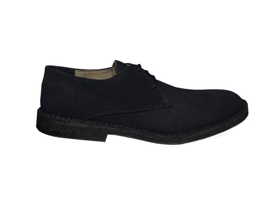 Fera Libens Desert Shoes Blue Navy