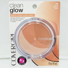 COVERGIRL Clean glow 3 in 1 blush contour palette