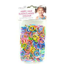 Swosh 600pcs Hair Bands