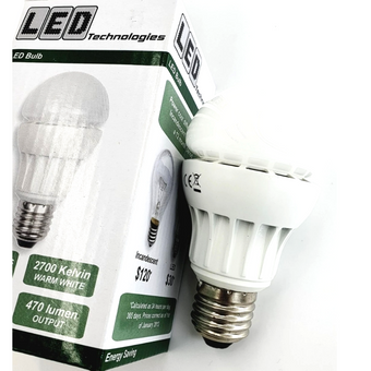 AAA Quality LED Light Bulb - Screw in