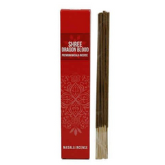 Shree Dragon Blood Masala Incense