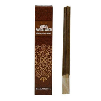 Shree Sandalwood Masala Incense