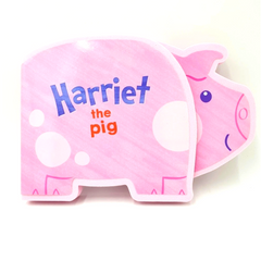 Chunky Animal Book Harriet the Pig