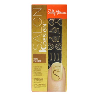 Sally Hansen Salon Textured Appliques Wire