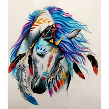Paint Theropy Paint By Numbers Art Set Tribal Horse
