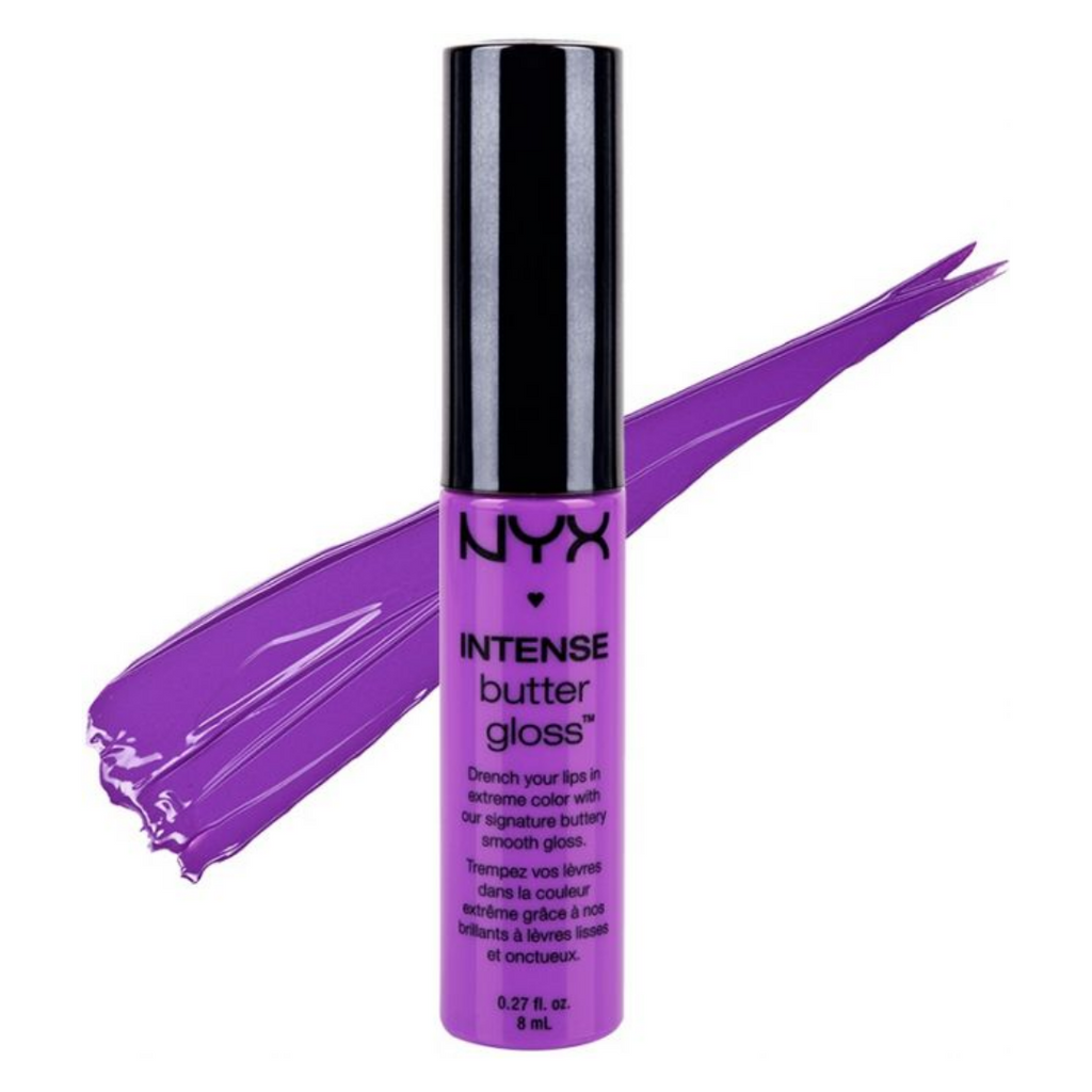 NYX Intense Butter Gloss Berry Strudel IBLG02