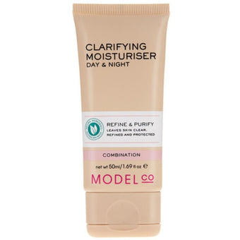 Model Co Clarifying Moisturiser Day & Night Co Combination 50ml