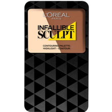 L'Oreal Infallible Sculpt Contouring Palette 03 Medium/Dark
