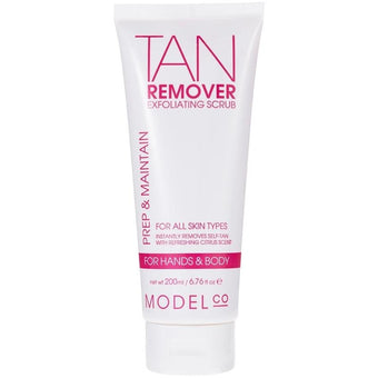 Model Co Tan Remover Exfoliating Scrub 200ml