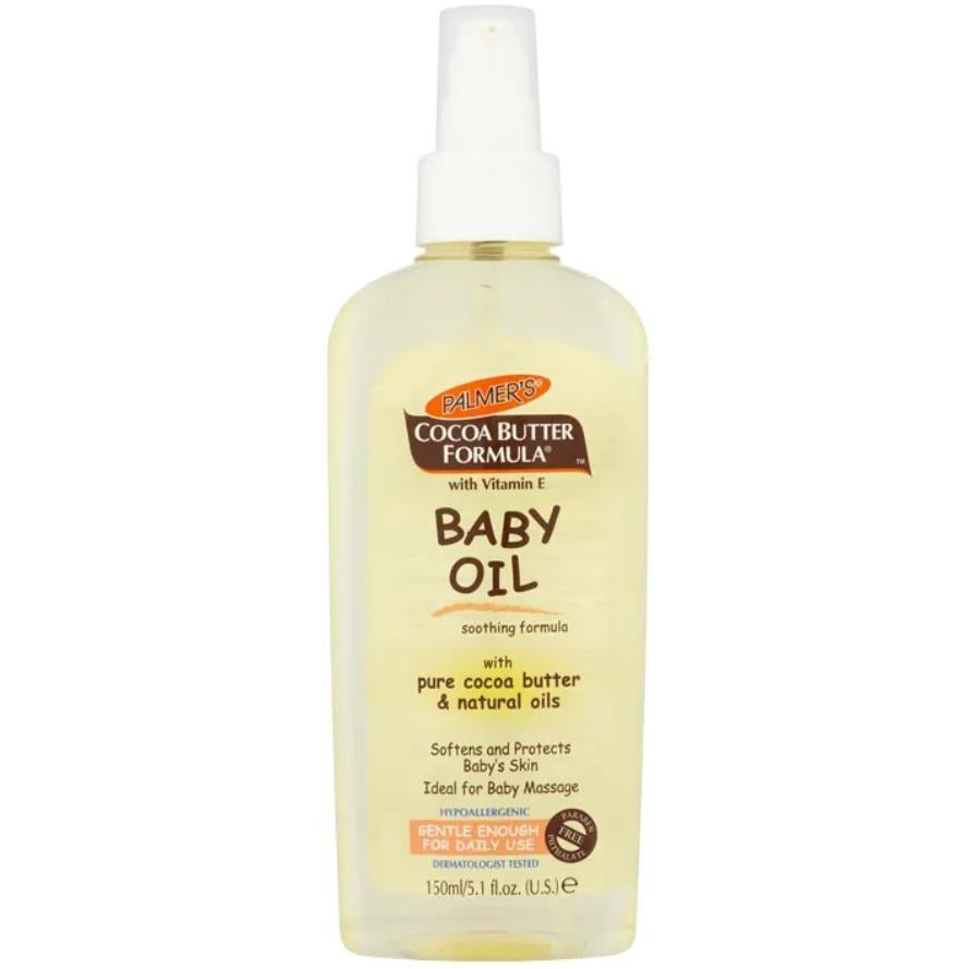 Palmers Baby Oil Pure Cocoa Butter & Natural Oils 150ml