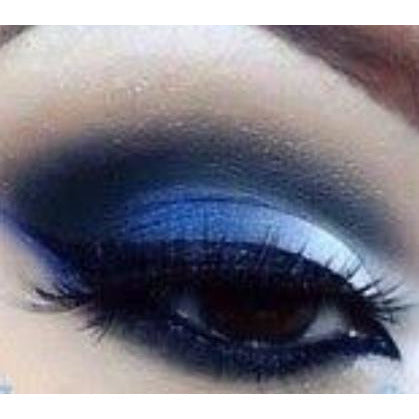 L'Oreal Infallible Eye Paint 204 Over the Blue
