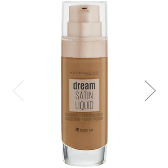 Maybelline Dream Satin Liquid Foundation 53 Classic Tan 30ml