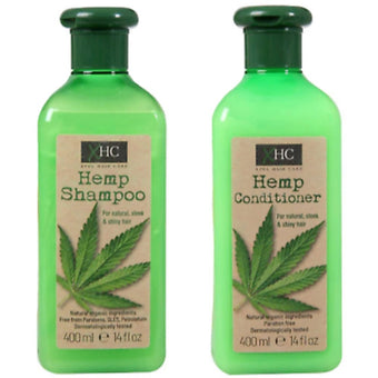 XHC Hemp Shampoo & Conditioner