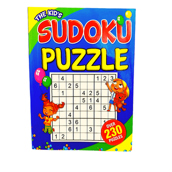 Sudoku Puzzle Pocket Book