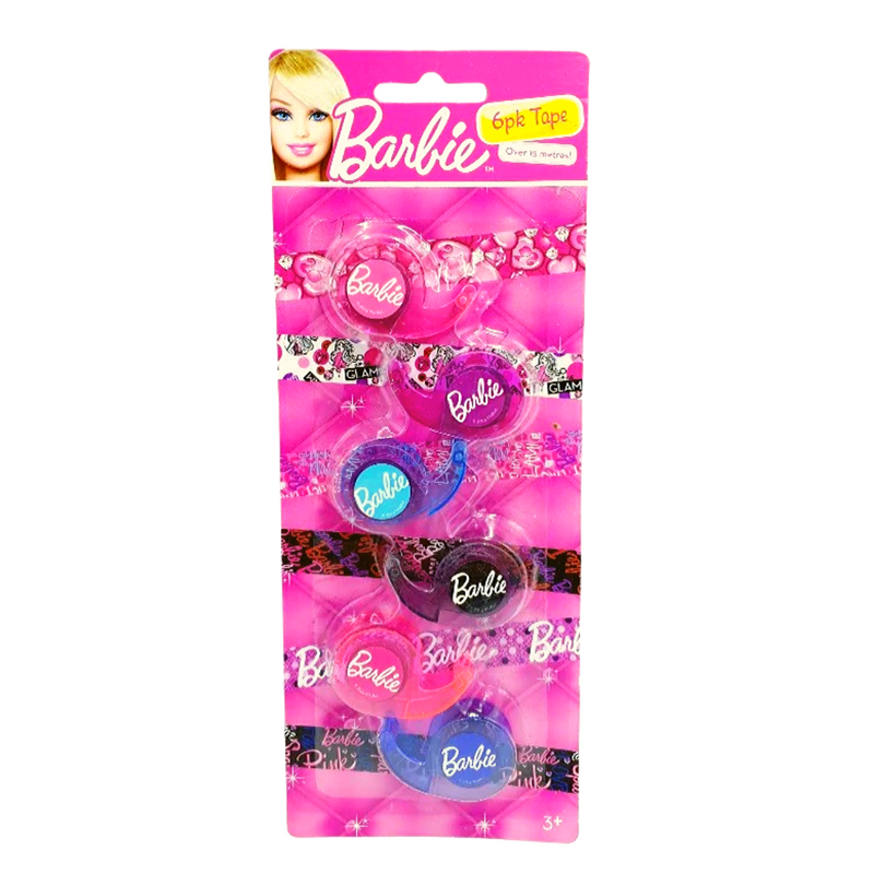 Barbie Sticky Tape
