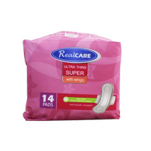 RealCare Super Ultra Thins 14pk