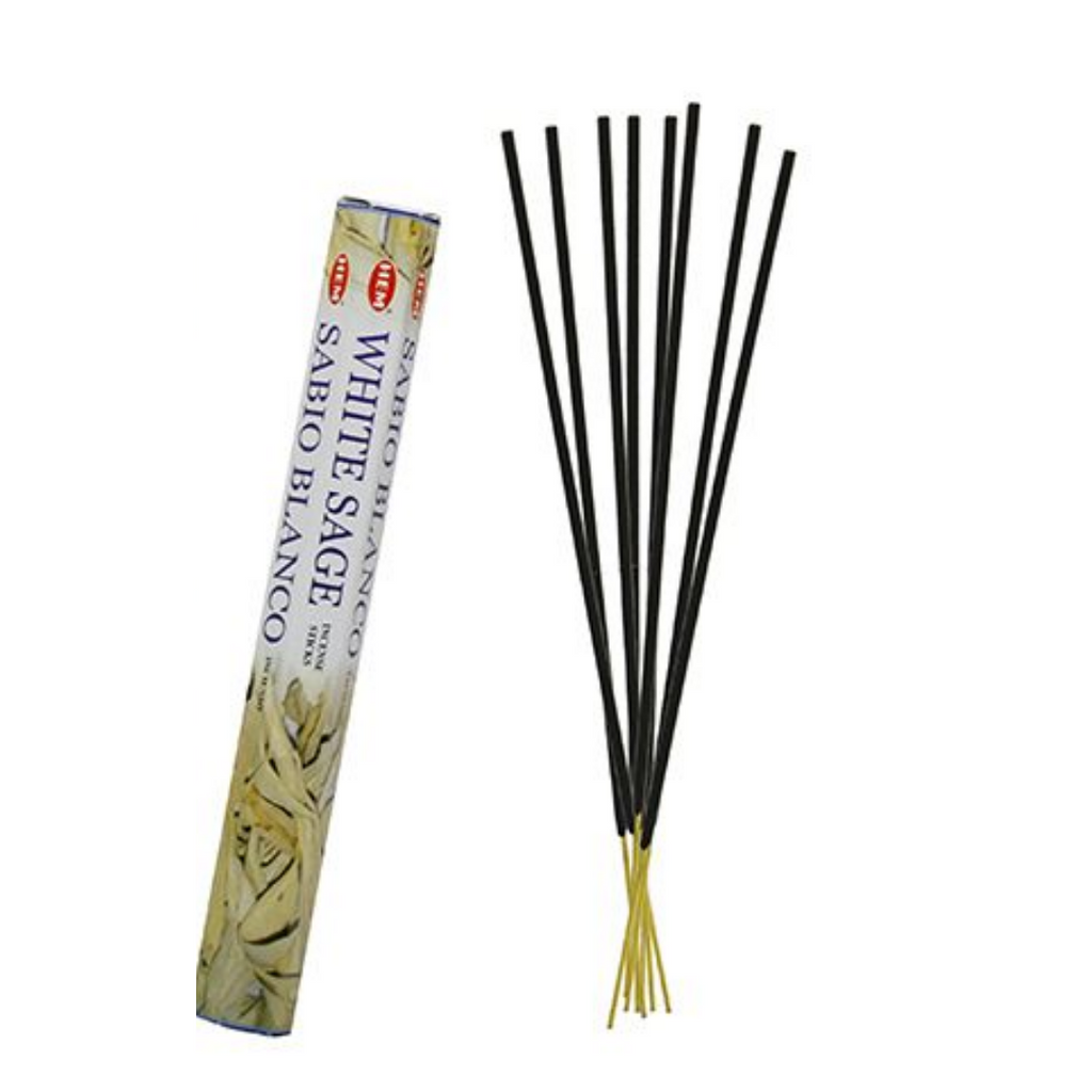 Hem White Sage Hexa Incense Sticks